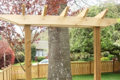 Arbors by Colonial Decks and Fences